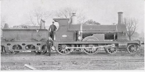 Great North of Scotland Railway L class locomotive