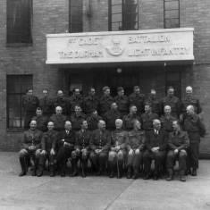 Officers of DLI
