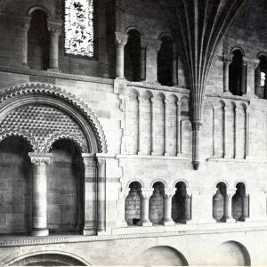 Cathedral -nave arcade