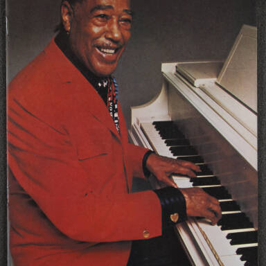 Duke Ellington Orchestra British Tour – November 1973