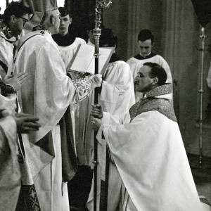 Abbatial Blessing of Abbot Robert Richardson