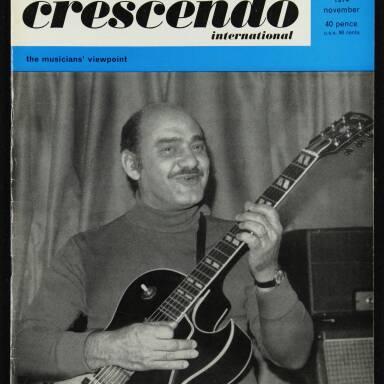 Crescendo 1974 November