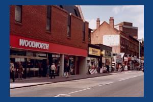 Woolworth's, Broadway, Wimbledon.