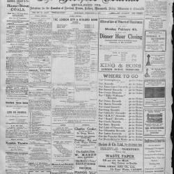 Hereford Journal - 2nd February 1918