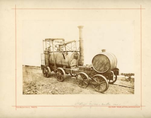 Locomotive of 1813