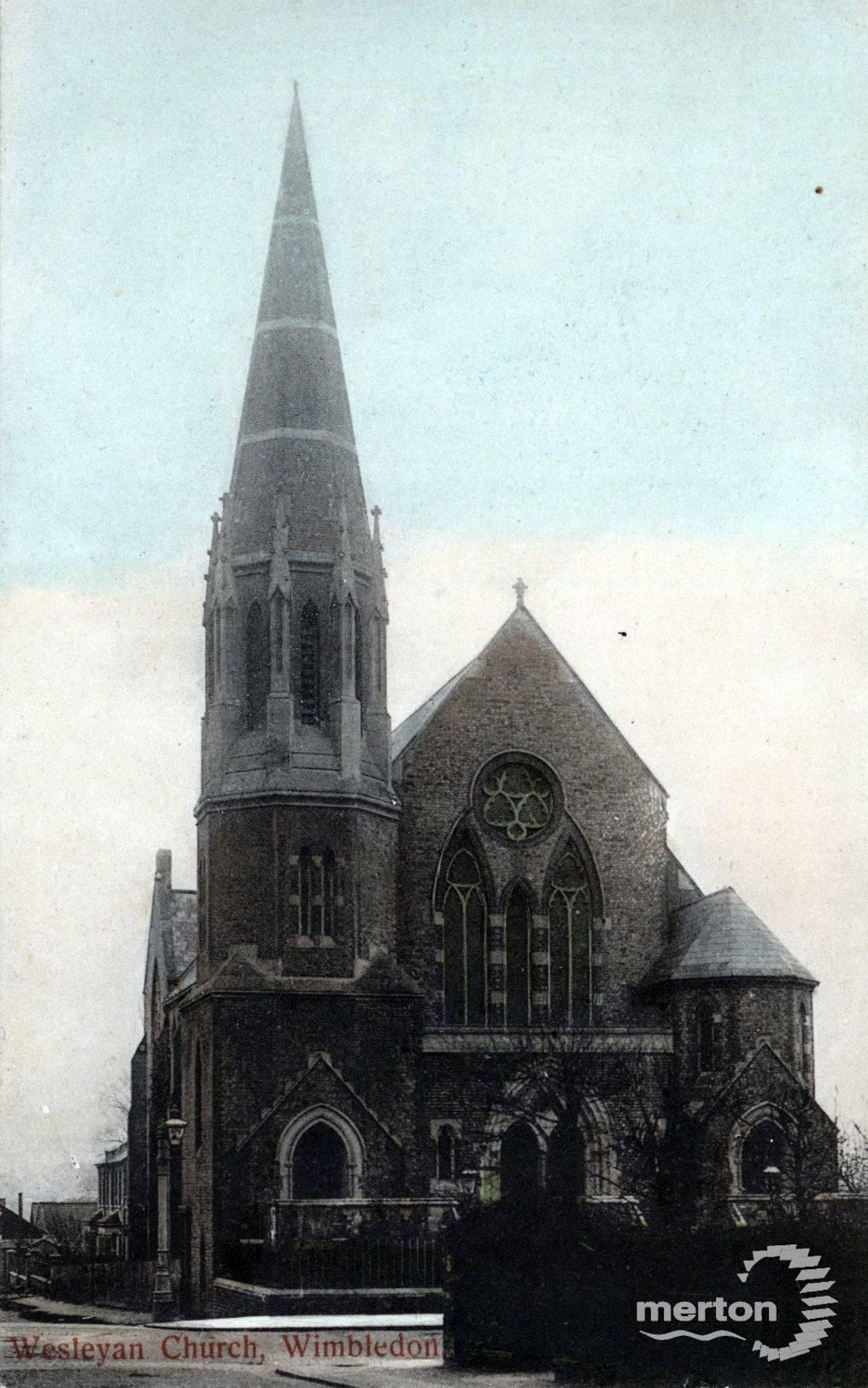 Wesleyan Church Worple Road Wimbledon Merton Memories