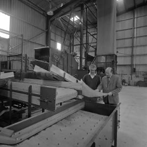 Bruff Machine, Herefordshire, 1980