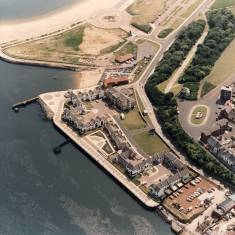 Little Haven Beaches, Harbour View and South Shields Marina