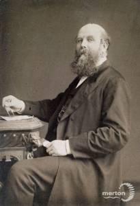 John Townsend, Chairman of Wimbledon Local Board, 1885-94