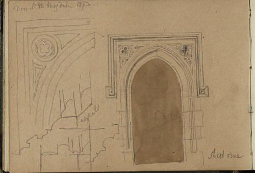 Page 25 of sketchbook 2
