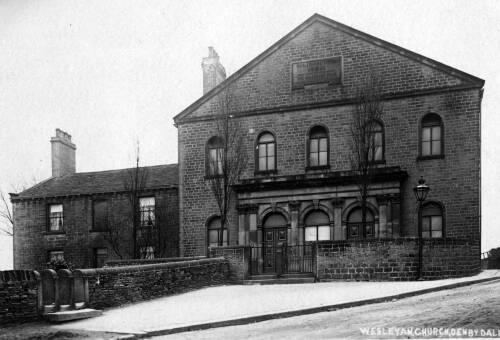 027 The Wesleyan Methodist Chapel, Cumberworth Road
