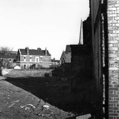 Clearance Area near Jarrow Railway Station