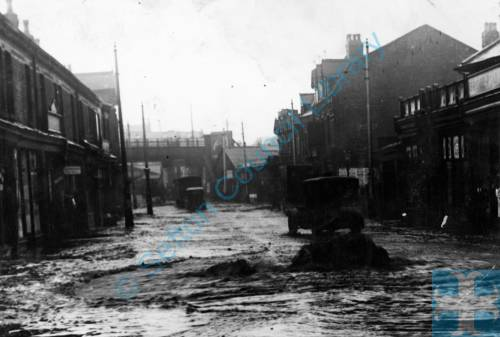 Bridge Road, Litherland, 1931