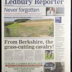 The Ledbury Reporter - August 2014