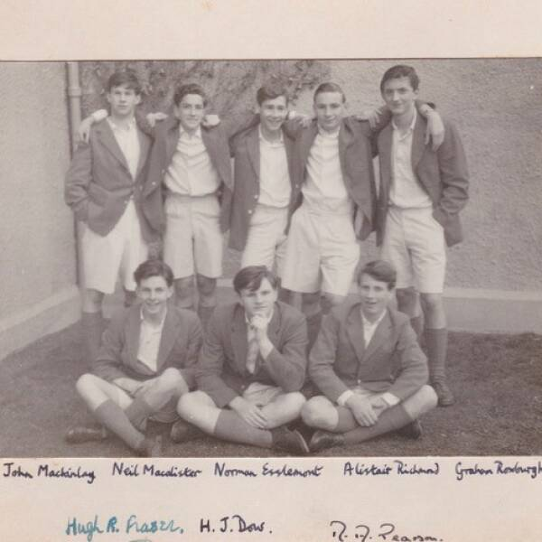 Swimming Team 1961