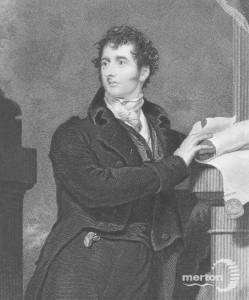 Sir Francis Burdett, M.P
