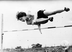 Southern Counties Women's Sports: High jump