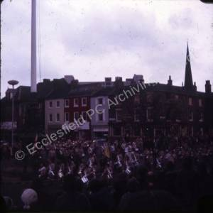 105th Sheffield (High Green) Scouts St. George's Day Parade 1975 (3)