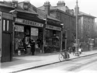 Merton Road, Wimbledon: Rodway store