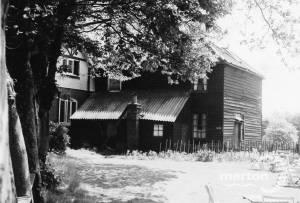Blue House Cottages, Croydon Road