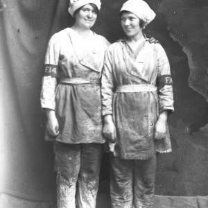 Two Rotherwas munitions workers