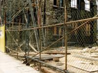 Queens Road, Wimbledon: Baptist Church, Under reconstruction