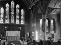 Interior of St. Mark's Church, Mitcham