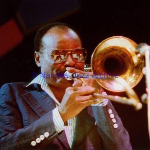 Clark Terry: Interview 1