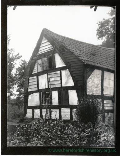 Black and White Cottage, Hentland, Herefordshire