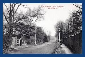Ridgway, Wimbledon: Lovers Gate