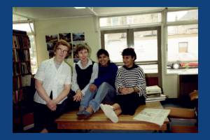 Raynes Park Library: Part time staff