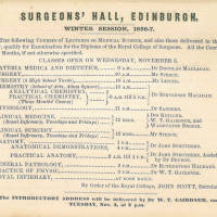 Surgeons' Hall, Edinburgh