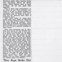 19480906 Evening News Match Report Stoke
