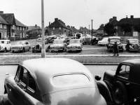 St. Helier Estate, Morden: Parked Cars