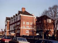 Queens Road, Wimbledon: Priory School