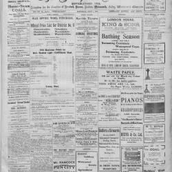 Hereford Journal - 1st June 1918