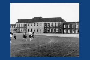 Chaucer School, Canterbury Road, Morden