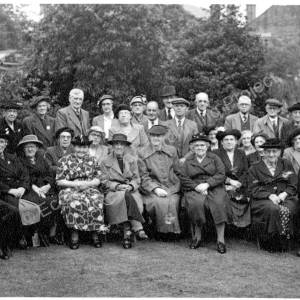Grenoside Pensioners c1950s.d