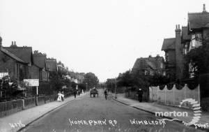 Home Park Road, Wimbledon