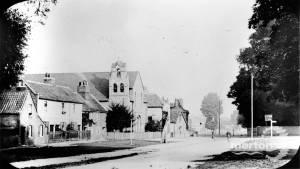 Roman Catholic Church, Cranmer Road, Mitcham