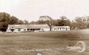 Golf Club House, Raynes Park