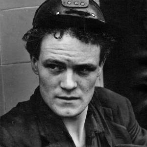 176 - Portrait of a Coal Miner