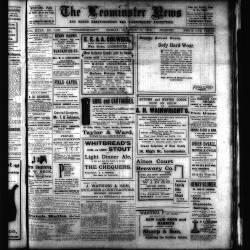 Leominster News - October 1915