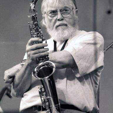 Bud Shank, 2000.