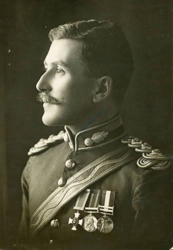 Sir Henry Osborne Mance