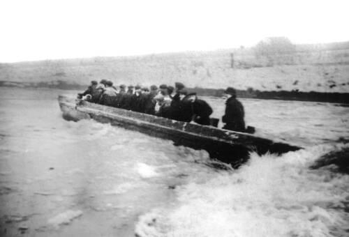 Icebreaker Boat