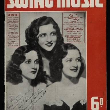 Vol.1 No.6 August 1935