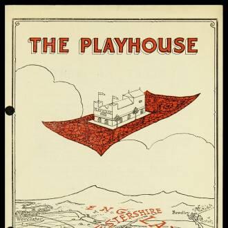 Playhouse, Kidderminster, January 1947