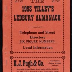Tilley's Ledbury Almanack 1993