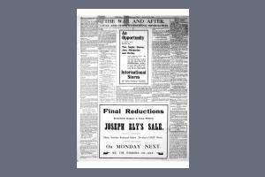 25 JANUARY 1919
